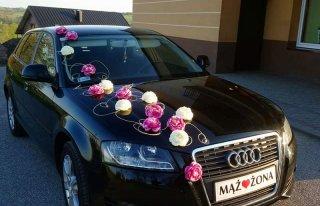 Auto do ślubu Radłów
