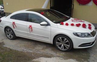 auto do ślubu Wieliczka