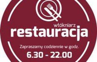 """Restauracja """"Włókniarz"""" Pabianice"""