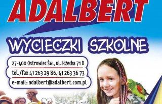 Wycieczki szkolne Adalbert Ostrowiec Świętokrzyski