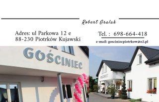 """""""Gościniec"""" Sala Biesiadna Piotrków Kujawski Piotrków Kujawski"""