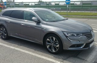 Nowy Renault Talisman Limited Edition Sl Magnetic Gdynia