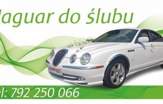 Jaguar S Type do ślubu. Zawiercie