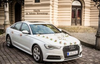 Audi A6 Nowy auto do ślubu! Promocja od 390 !!! Kraków