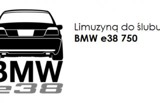 Limuzyna BMW e38 750 Jabłonowo Pomorskie