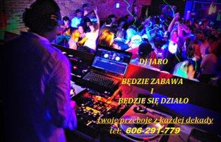 DJ, wodzirej, wokalista, lub zespół muzyczny na wesela Gorzów Wielkopolski