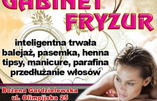 Gabinet Fryzjerski Beauty Center Bytom
