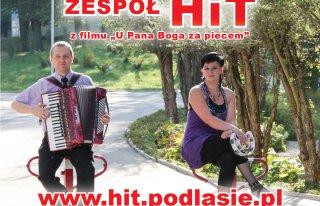 """Zespół HIT z filmu """"U Pana Boga za piecem"""" Białystok"""