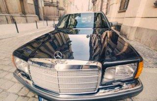 Mercedes 560 SEL Limuzyna do ślubu Legnica UNIKAT! Legnica
