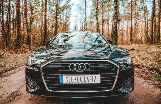 Audi A6 C8 rocznik 2020 do ślubu - Elbląg i okolice Elbląg