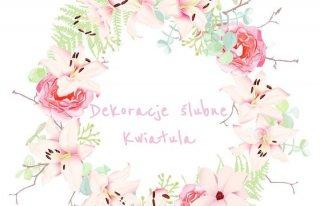 Kwiatula - dekoracja ślubna Tomaszów Mazowiecki