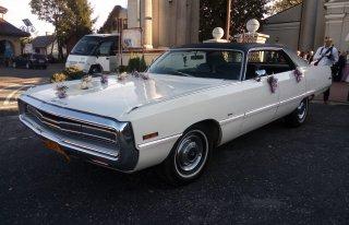 Auto do ślubu  Chrysler 300 Chełm