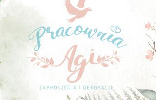 Pracownia Agi -   zaproszenia i dekoracje ślubne Sieniawa