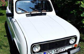 Renault 4L Poznań