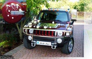 Idealne auto do Slubu Hummer H3 luxorY!! starachowice