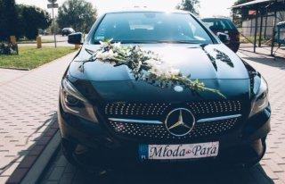 Samochód AUTO do ślubu  Mercedes CLA w wersji wyposażenia AMG !!! Bydgoszcz