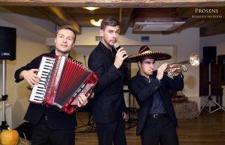 COMPANIEROS - zespół na wesele, muzyka na żywo! Gdynia