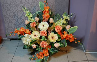 """Kwiaciarnia  """"Galeria Fresco"""" Złoty Stok"""