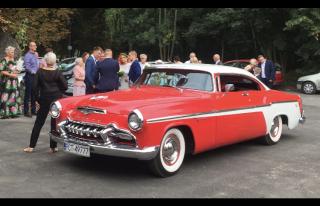 Chrysler 1955 retro klasyk zabytkowy  Bmw X6  Poznań