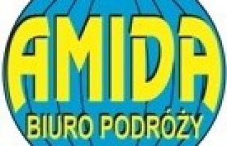 Biuro Podróży AMIDA Bielsko-Biała