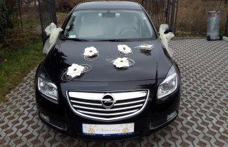 Auto do ślubu! Opel Insignia z kierowcą Zamość