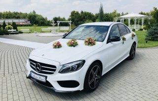 Mercedes C200 4matic 2018 r. pakiet AMG Kraków