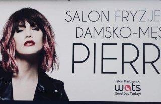 """Salon Fryzjersko - Kosmetyczny """"Pierre"""" Kraków"""