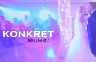 KONKRET music - zespół muzyczny / zespół + DJ Katowice