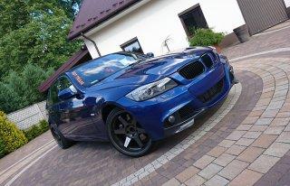 BMW E90 335xi Włoszczowa