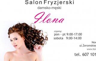 "Salon Fryzjerski ""Ilona"" Nowogard"