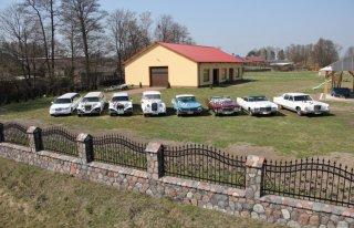 samochody do ślubu łomża