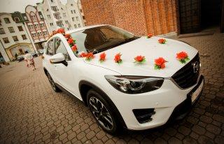 Samochód Auto do ślubu Mazda CX-5, Elbląg Elbląg