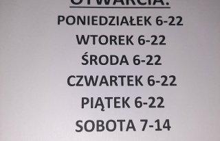 "Fryzjer Męski ""Borkowski"" Jarocin"