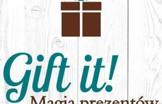 """Gift it """"Magia prezentów'' Ropczyce"""