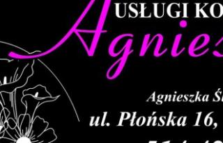 """Usługi kosmetyczne """"Agnieszka"""" Ciechanów"""