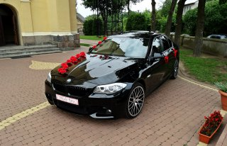BMW Serii 5 M pakiet F10 Ryki