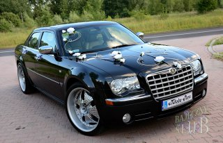 Auto do Ślubu Chrysler 300c Rybnik