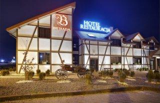 HOTEL BIESIADA Garbów