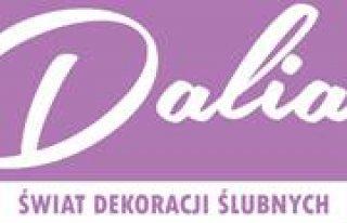 """Dalia """" Świat Dekoracji Ślubnych"""" Kutno"""
