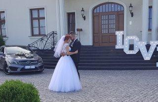 Samochód do Ślubu Mercedes CLA AMG Opole