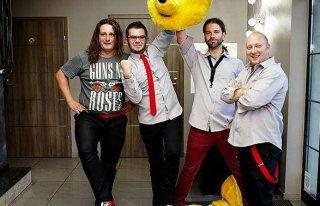 Zespół Magnes muzyka na żywo !!! Rybnik