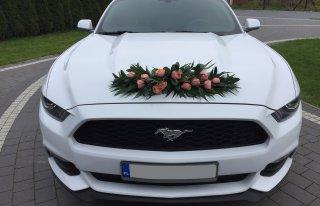 Ford Mustang Biały 2016 PROMOCJA ! Rabka-Zdrój
