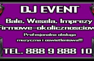 Duet DJ + Wodzirej 2 osoby + Oświetlenie warszawa