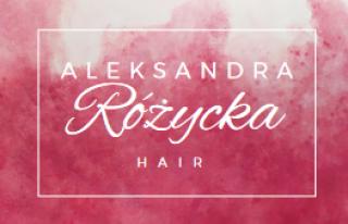 Aleksandra Różycka Hair Warszawa
