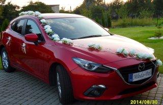 NOWOŚĆ! Przepiękna czerwona Mazda 3 - Katowice - śląskie katowice