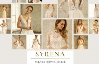 Syrena - Suknie i dodatki ślubne Bełchatów