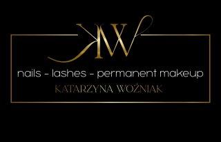 KW nails-lashes-permanent makeup Sosnowiec