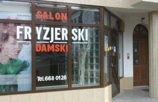 Salon Fryzjerski Dorota Chołka Gdynia