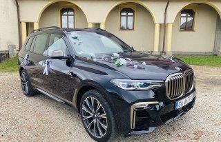BMW X7 / 7-osobowe / Gdynia/Wejherowo/Okolice Wejherowo