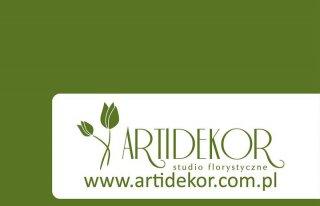 Studio florystyczne - Artidekor Siemianowice Śląskie